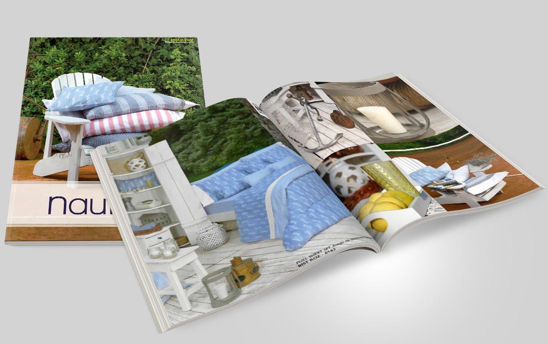 nautica catalogo diseño okdesign